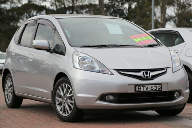 Used Honda Jazz VTi Limited Edition, Warwick Farm, 2010 Honda Jazz VTi Limited Edition Hatchback