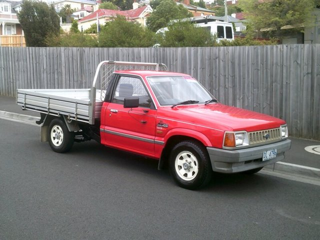 Used Ford Courier, North Hobart, 1996 Ford Courier Cab Chassis