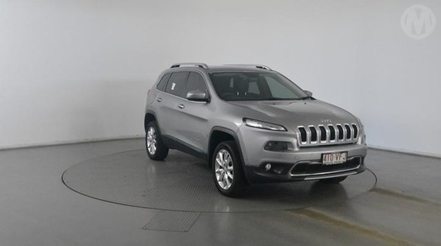 Used Jeep Cherokee Limited (4x4), Altona North, 2014 Jeep Cherokee Limited (4x4) Wagon