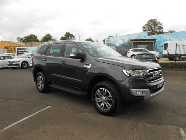 Used Ford Everest Trend 4WD, Nowra, 2016 Ford Everest Trend 4WD Wagon