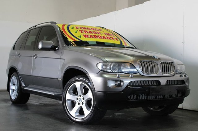Used BMW X5 4.4I, Underwood, 2006 BMW X5 4.4I Wagon