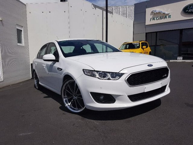 Used Ford Falcon XR6, Hobart, 2016 Ford Falcon XR6 Sedan