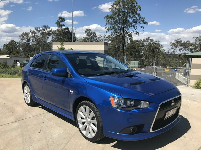 Discounted Used Mitsubishi Lancer Ralliart Sportback TC-SST, Yamanto, 2008 Mitsubishi Lancer Ralliart Sportback TC-SST Hatchback