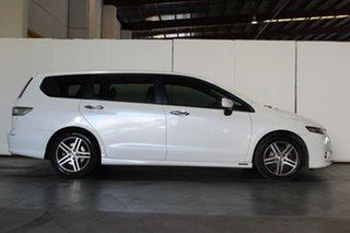 2013 Honda Odyssey Luxury Wagon.