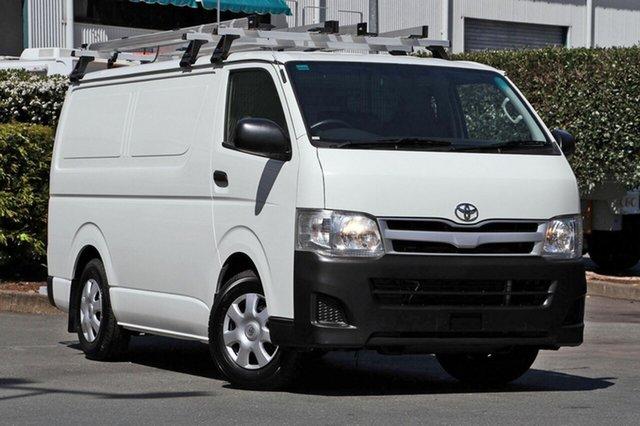 Used Toyota Hiace LWB, Acacia Ridge, 2011 Toyota Hiace LWB KDH201R MY11 Van