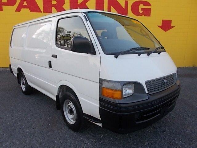 Used Toyota Hiace SWB, Winnellie, 2000 Toyota Hiace SWB Van