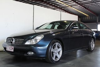 2007 Mercedes-Benz CLS 350 Coupe.