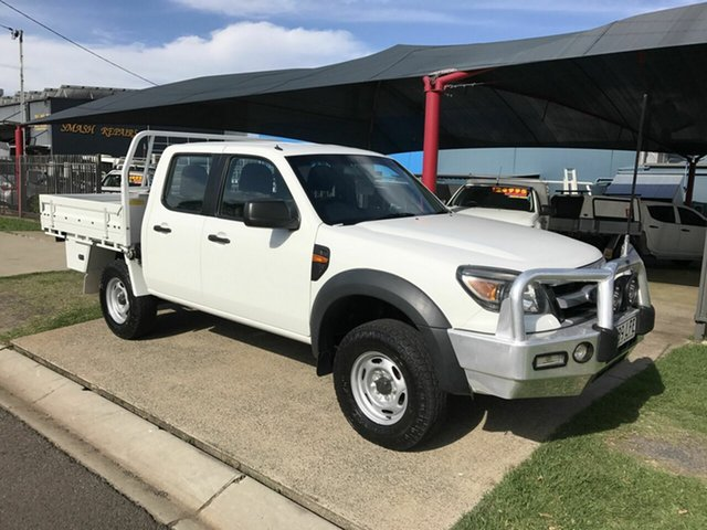 Discounted Used Ford Ranger XL (4x4), Toowoomba, 2009 Ford Ranger XL (4x4) Dual Cab Chassis
