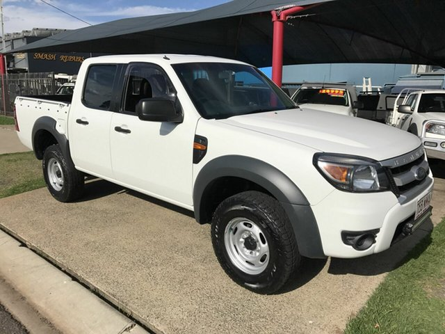 Used Ford Ranger XL (4x2), Toowoomba, 2009 Ford Ranger XL (4x2) Dual Cab Pick-up