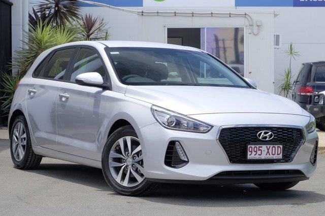 Used Hyundai i30 Active, Bowen Hills, 2017 Hyundai i30 Active Hatchback
