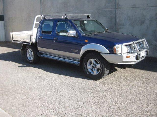 Used Nissan Navara ST-R, Beverley, 2004 Nissan Navara ST-R Utility