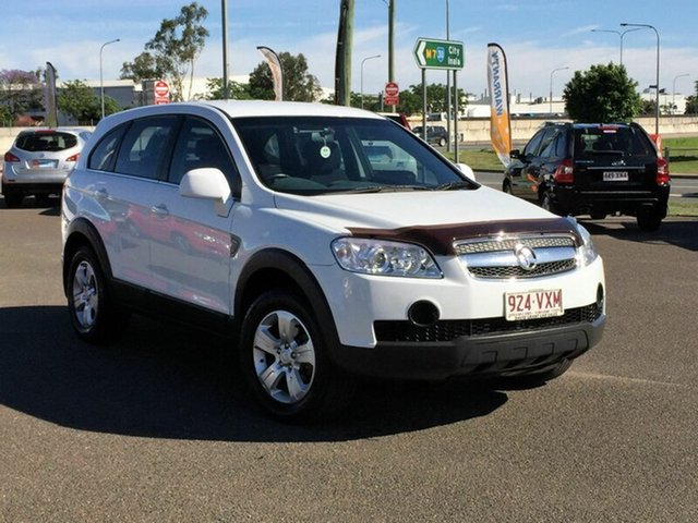 Used Holden Captiva SX (4x4), Wacol, 2009 Holden Captiva SX (4x4) Wagon