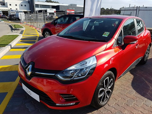 Discounted Demonstrator, Demo, Near New Renault Clio Life EDC, Warwick Farm, 2017 Renault Clio Life EDC Hatchback