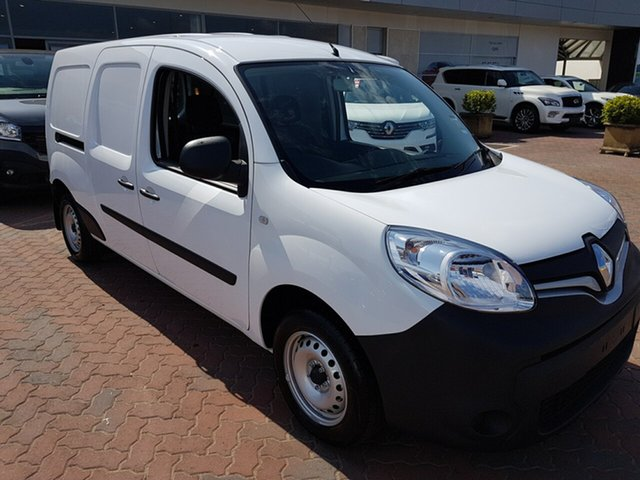 Discounted Demonstrator, Demo, Near New Renault Kangoo Maxi LWB, Warwick Farm, 2017 Renault Kangoo Maxi LWB Van