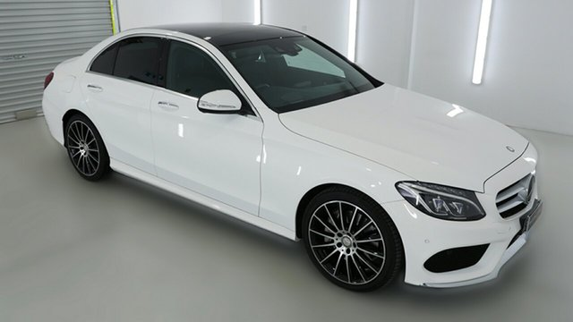 Used Mercedes-Benz C250 BlueTEC 7G-Tronic +, Coffs Harbour, 2014 Mercedes-Benz C250 BlueTEC 7G-Tronic + Sedan