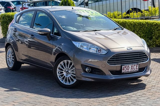 Discounted Used Ford Fiesta Sport PwrShift, Southport, 2016 Ford Fiesta Sport PwrShift Hatchback