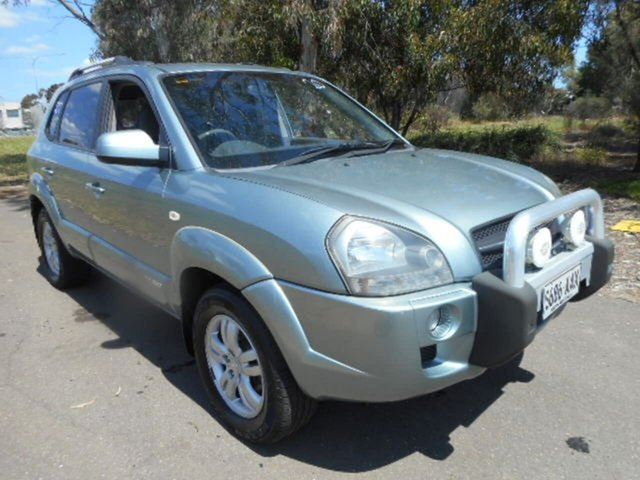 Used Hyundai Tucson Elite, Mile End, 2006 Hyundai Tucson Elite Wagon