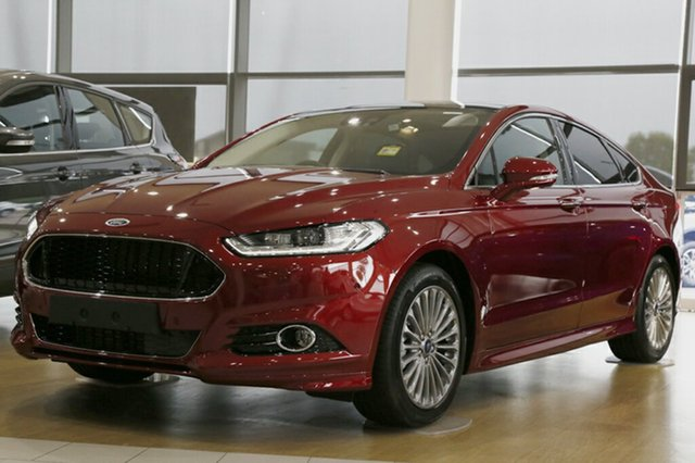Discounted Demonstrator, Demo, Near New Ford Mondeo Titanium SelectShift, Warwick Farm, 2017 Ford Mondeo Titanium SelectShift Hatchback