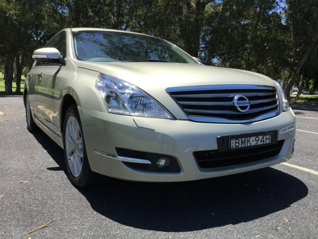 Used Nissan Maxima 350 X-tronic ST-S, Coffs Harbour, 2010 Nissan Maxima 350 X-tronic ST-S Sedan