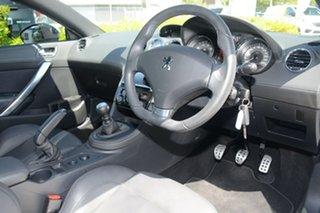 2012 Peugeot RCZ Coupe.