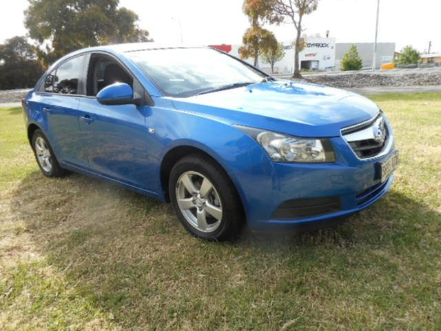 Used Holden Cruze CD, Mile End, 2009 Holden Cruze CD Sedan