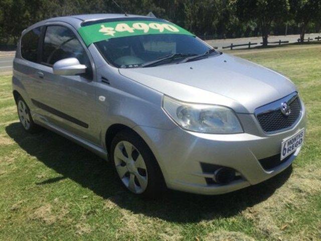 Used Holden Barina, Clontarf, 2008 Holden Barina Hatchback