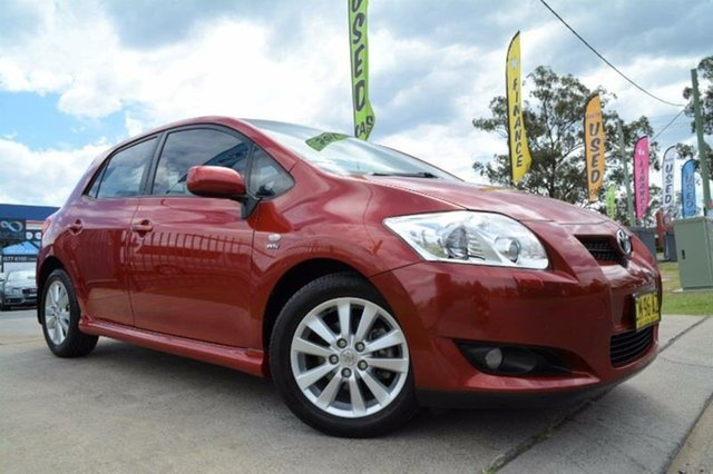 Used Toyota Corolla Levin, Mulgrave, 2007 Toyota Corolla Levin Hatchback
