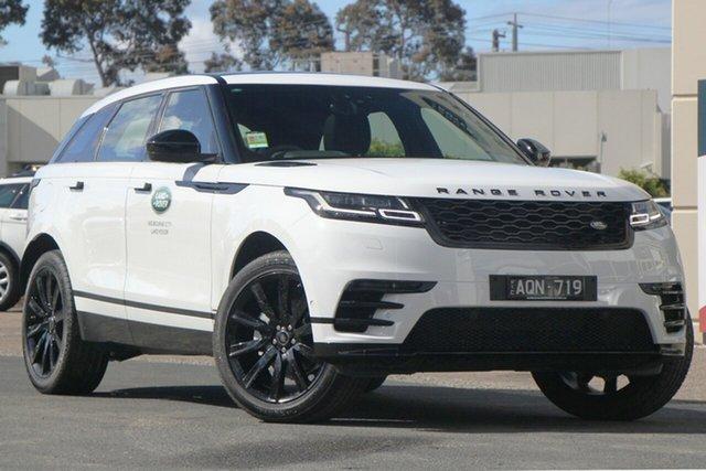 Demonstrator, Demo, Near New Land Rover Range Rover Velar D240 AWD R-Dynamic SE, Port Melbourne, 2017 Land Rover Range Rover Velar D240 AWD R-Dynamic SE Wagon