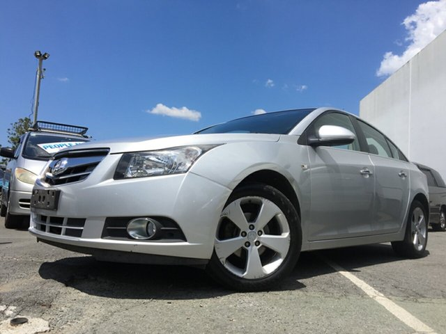 Used Holden Cruze CDX, Underwood, 2010 Holden Cruze CDX Sedan