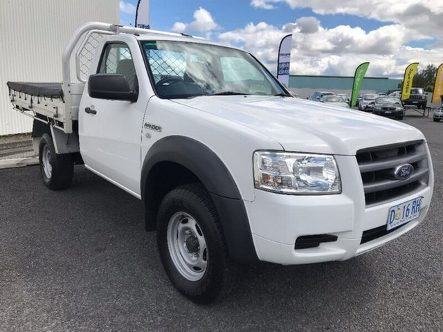 Used Ford Ranger XL, Hobart, 2008 Ford Ranger XL Cab Chassis