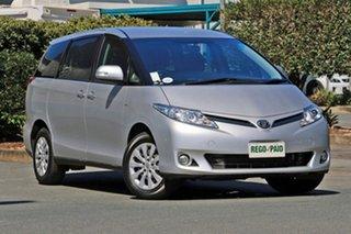 Used Toyota Tarago GLi, Acacia Ridge, 2014 Toyota Tarago GLi ACR50R MY13 Wagon