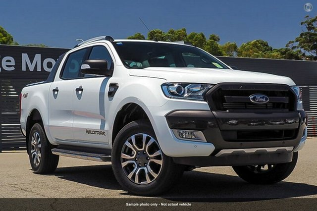 New Ford Ranger Wildtrak Double Cab, Southport, 2017 Ford Ranger Wildtrak Double Cab Utility