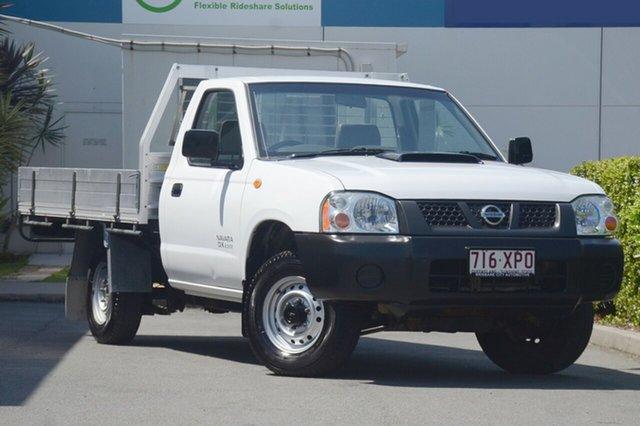 Used Nissan Navara DX, Bowen Hills, 2010 Nissan Navara DX Cab Chassis