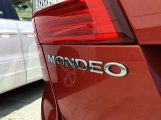 2007 Ford Mondeo Zetec Sedan.
