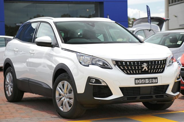 Discounted Used Peugeot 3008 Active SUV, Warwick Farm, 2017 Peugeot 3008 Active SUV SUV