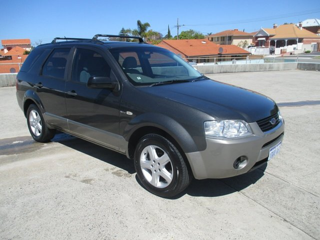 Used Ford Territory sy, Victoria Park, 2008 Ford Territory sy Wagon