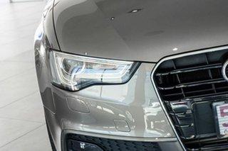 2012 Audi A5 Multitronic Coupe.