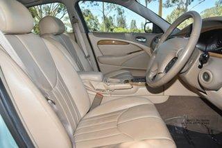 2001 Jaguar S-Type Sedan.