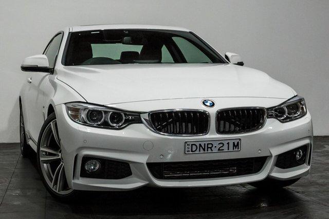 Used BMW 420I M Sport, Rozelle, 2015 BMW 420I M Sport Coupe