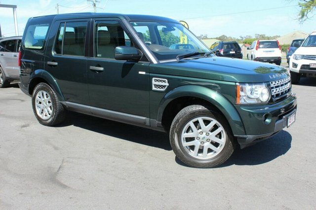 Used Land Rover Discovery 4 TdV6 CommandShift, Tingalpa, 2011 Land Rover Discovery 4 TdV6 CommandShift Wagon