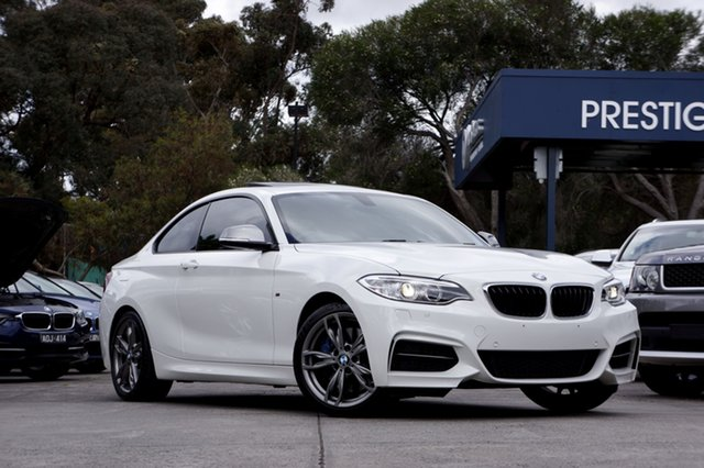 Used BMW M235i, Balwyn, 2014 BMW M235i Coupe