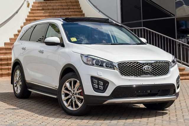 Discounted Demonstrator, Demo, Near New Kia Sorento GT-Line AWD, Southport, 2017 Kia Sorento GT-Line AWD Wagon