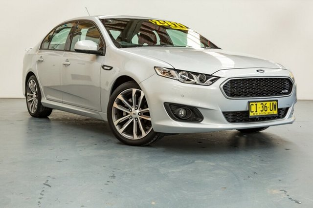 Used Ford Falcon XR6, Cardiff, 2016 Ford Falcon XR6 Sedan