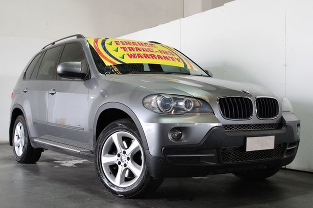 Used BMW X5 xDrive 30D Executive, Underwood, 2009 BMW X5 xDrive 30D Executive Wagon