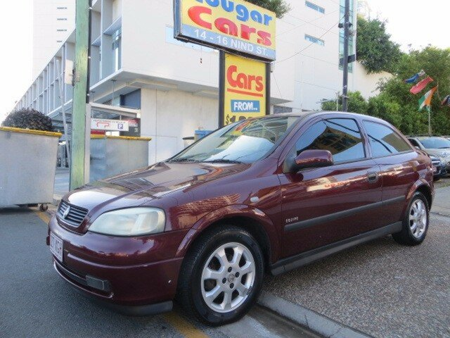 Used Holden Astra City, Southport, 2002 Holden Astra City Hatchback