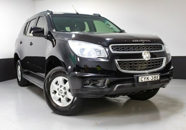 Used Holden Colorado 7 LT, Cardiff, 2015 Holden Colorado 7 LT Wagon