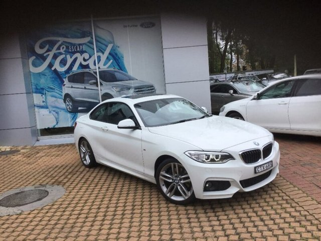 Used BMW 220D M Sport, Southport, 2014 BMW 220D M Sport Coupe