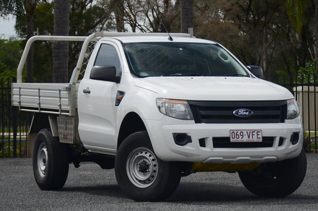 Used Ford Ranger XL, Beaudesert, 2013 Ford Ranger XL Cab Chassis