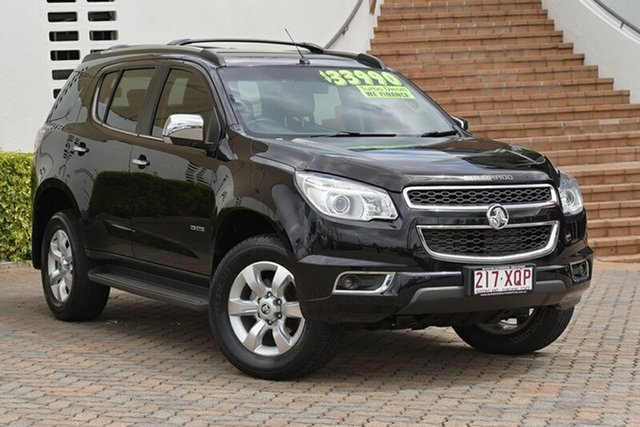 Discounted Used Holden Colorado 7 LTZ, Southport, 2013 Holden Colorado 7 LTZ Wagon