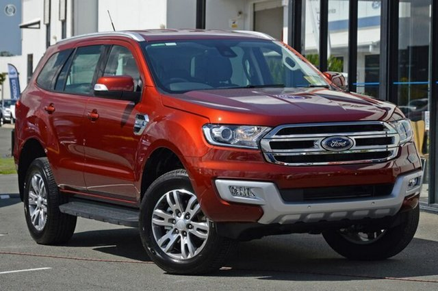 New Ford Everest Trend 4WD, Southport, 2017 Ford Everest Trend 4WD Wagon